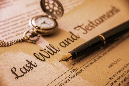 Filing a Will